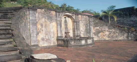 Las Ruinas de San Pedro
