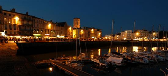 La Rochelle en Crepúsculo