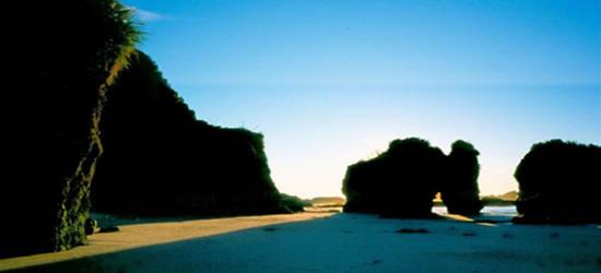 Playas de Isla del Sur