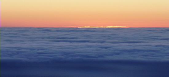 El Atardecer de Table Mountain