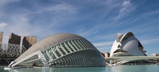 La Ciudad del Arte y la Ciencia