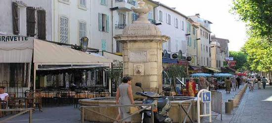 Calles de Toulon