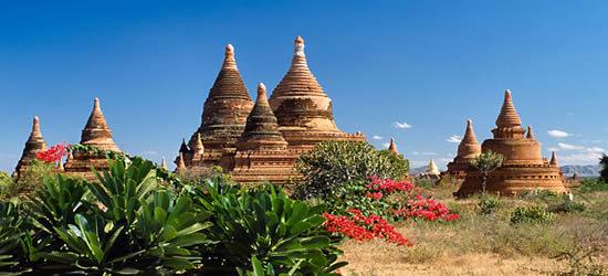 Aspectos de Myanmar