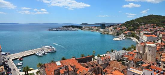 Paisaje urbano de Split