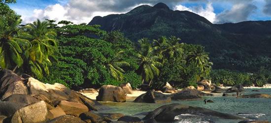 La isla verde de Mahe