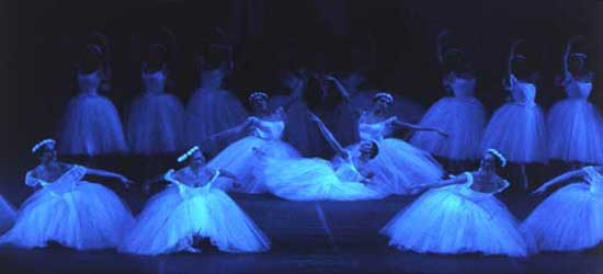 El Ballet, Mónaco