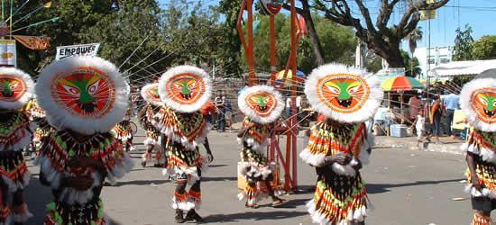 Festival en Calibo