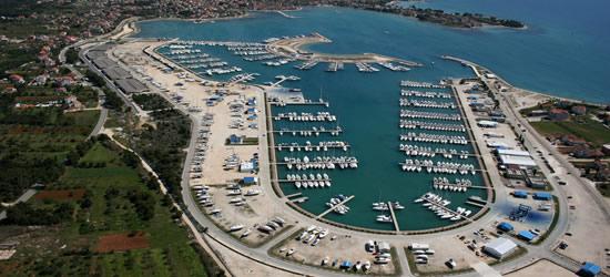 Sukosan Marina, Zadar Croacia