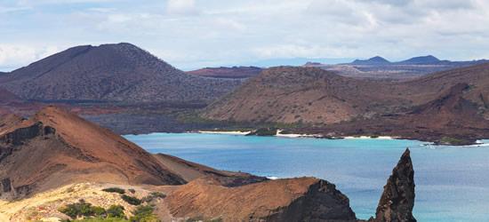Isla de Bartolome, Galápagos