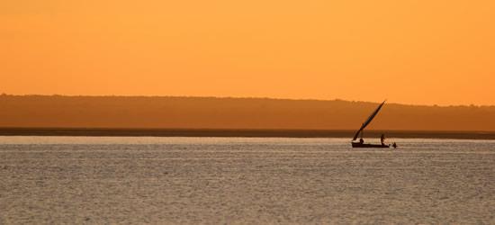 Pescador Local, Mozambique