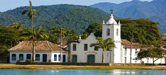 Iglesia Colonial de Parati