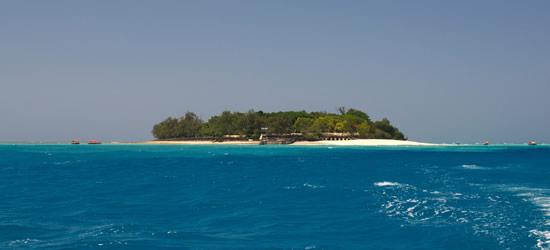 Isla de Changuu, Tanzania