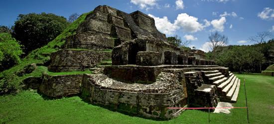Templo Maya, Belice