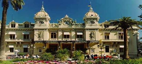El mundialmente famoso Monte Carlo Casino
