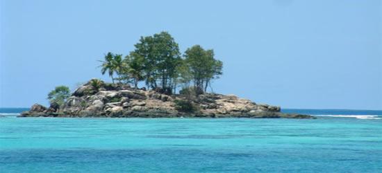Islas del desierto