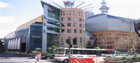 Centro de Auckland