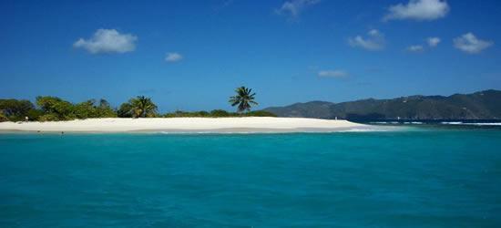Sandy Cay, Islas Vírgenes de los Estados Unidos