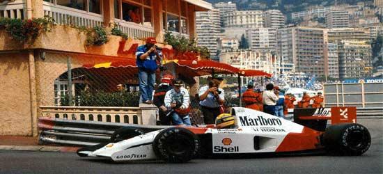 El mundialmente famoso F1 Grand Prix