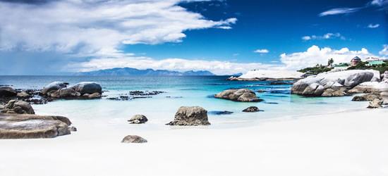 Hermosa Beach, cerca de Ciudad del Cabo