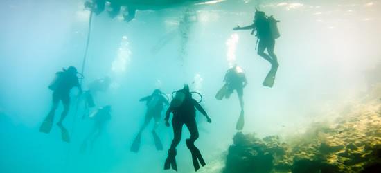 Blue Hole Lighthouse Reef, Belize