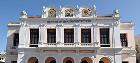 Teatro Tomás Terry, Cuba
