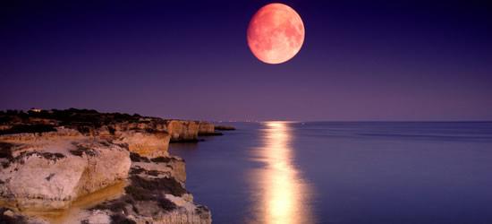 Luna del Cazador, Algarve