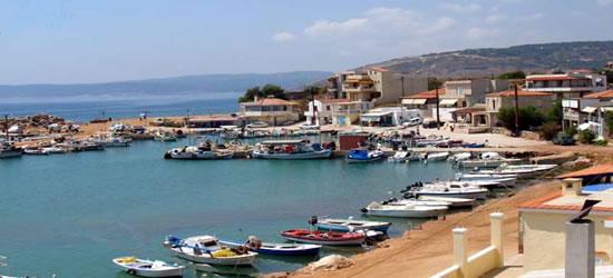 Puertos griegos