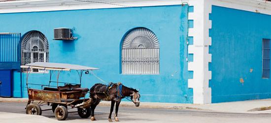 Taxi Local, Cuba