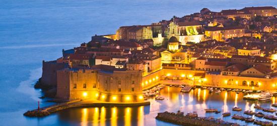 Dubrovnik Crepúsculo
