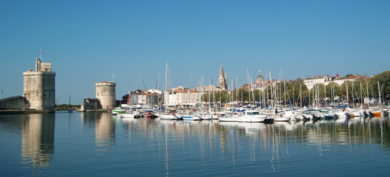 Foto de la primavera del puerto, La Rochelle