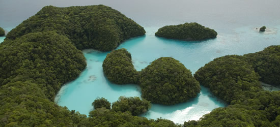 Lagoon & Tropical Islands, Micronesia