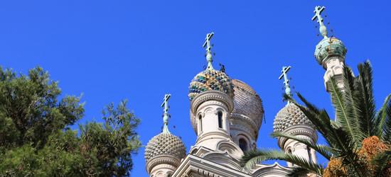 La Iglesia Ortodoxa Rusa, San Remo