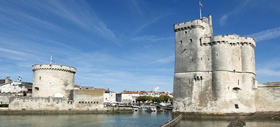 Otoño Foto de La Rochelle