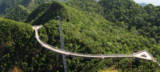 Puente Colgante, Langkawi Selva