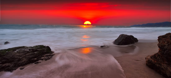 Sunset Maldivas