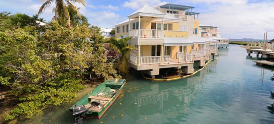 Condo su un fiume, Tortola, BVI