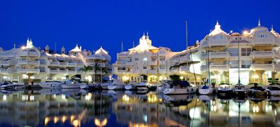 Benalmadena Marina, España