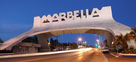 Entrada Este a Marbella
