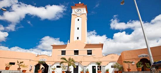 El Mercado de África, Tenerife