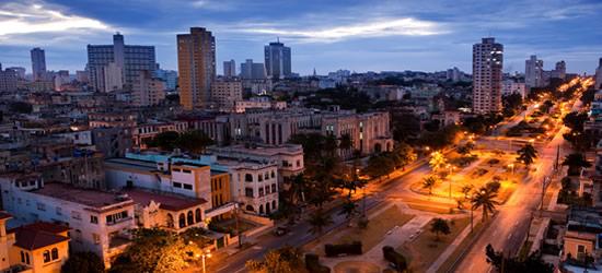 Avenida de los Presidentes, Cuba