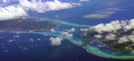 Islas Raiatea y Tahaa, Polinesia Francesa