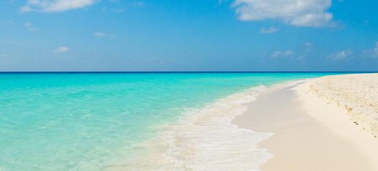 El legendario Beach, Los Roques