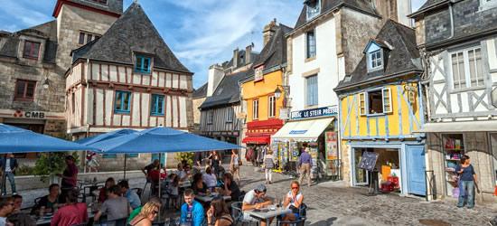 La ciudad medieval de Quimper