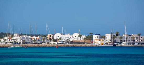 La Savina, Puerto & Village, Formentera