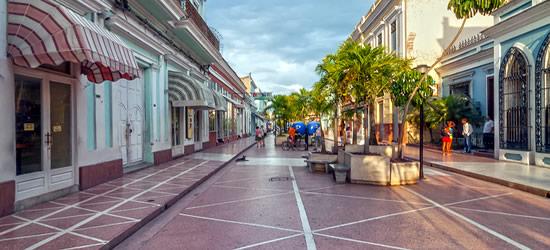 Pedonale Avenue, Cienfuegos