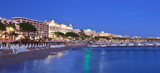 La Ciudad Cosmopolita de Cannes