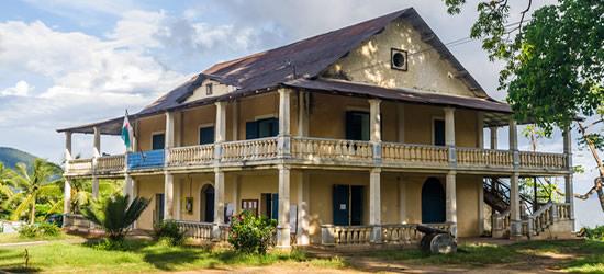Edificio Colonial, Helle Ville, Nosy Be
