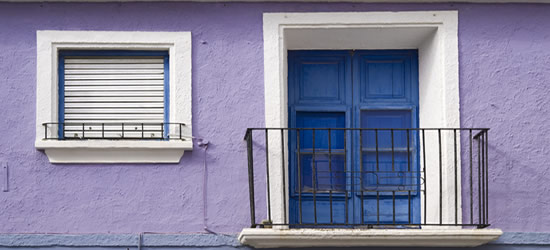 Mauve House, Denia