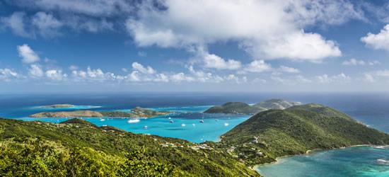 Virgen Gorda, Islas Vírgenes Británicas