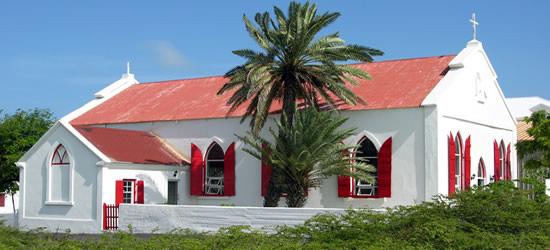 Catedral Primada Histórico, Islas Turcas y Caicos